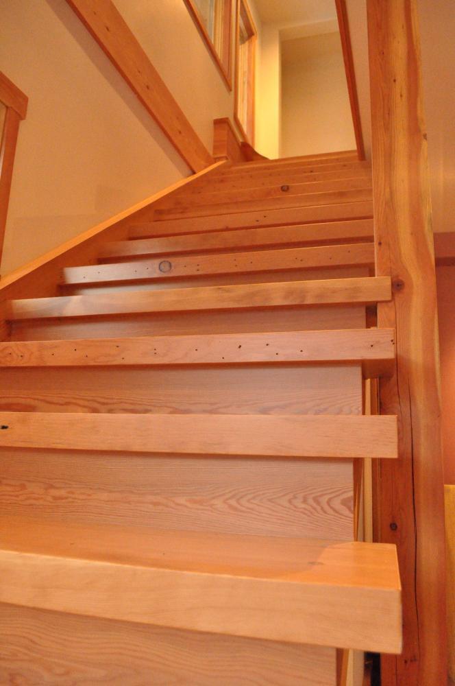 Beau Reclaimed Douglas Fir Stairs. For ...